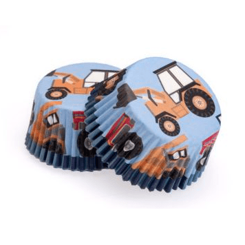Truck Cupcake Papers | Construction Party | Trucks Party
