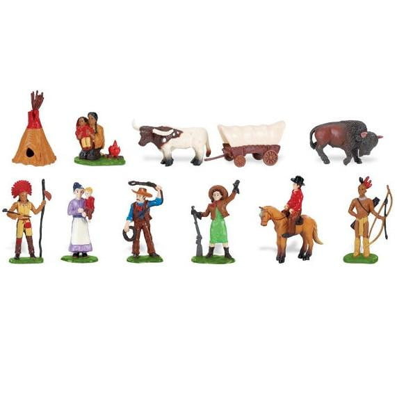 Cowboy Figurines | Cowboy Party Theme and Supplies