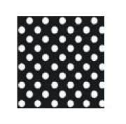 Black White Spot Table Runner | 21st Birthday Supplies