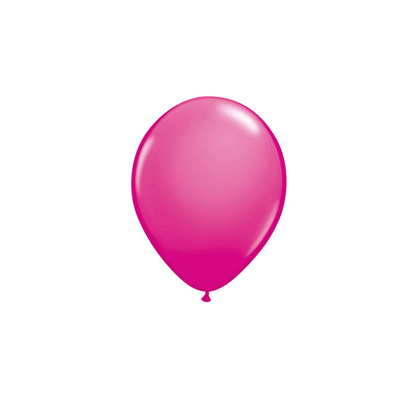 Qualatex | Wild Berry Mini Balloons | Princess Party