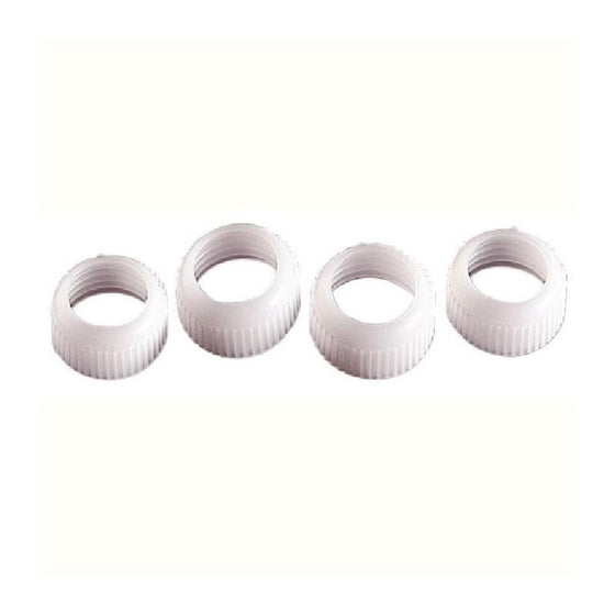 Wilton | Coupler Ring | Cake Decorating Supplies
