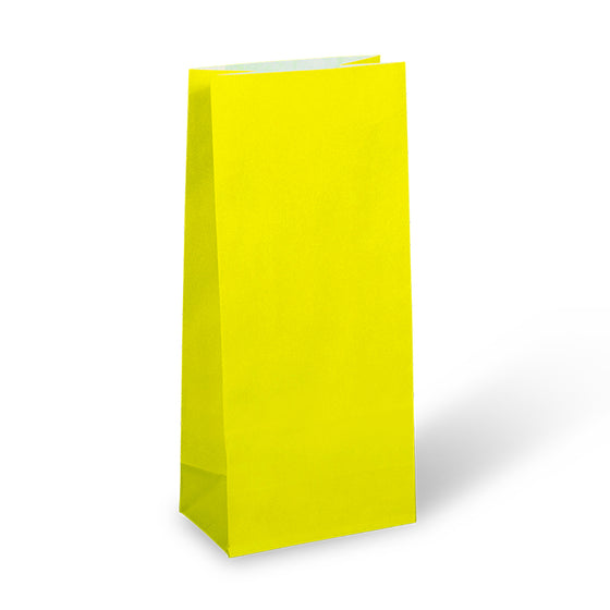 Yellow Party Bags | Yellow Party Supplies