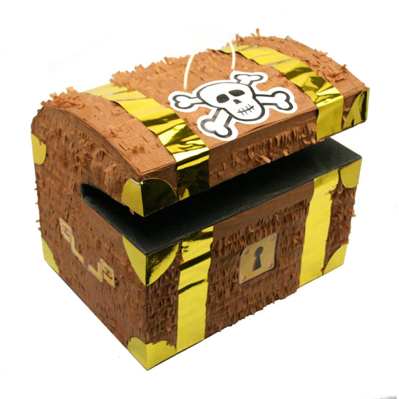 Treasure Chest Pinata | Pirate Party Theme and Supplies