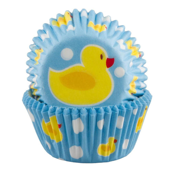 Wilton | Duck Cupcake Papers | Baby Shower Supplies