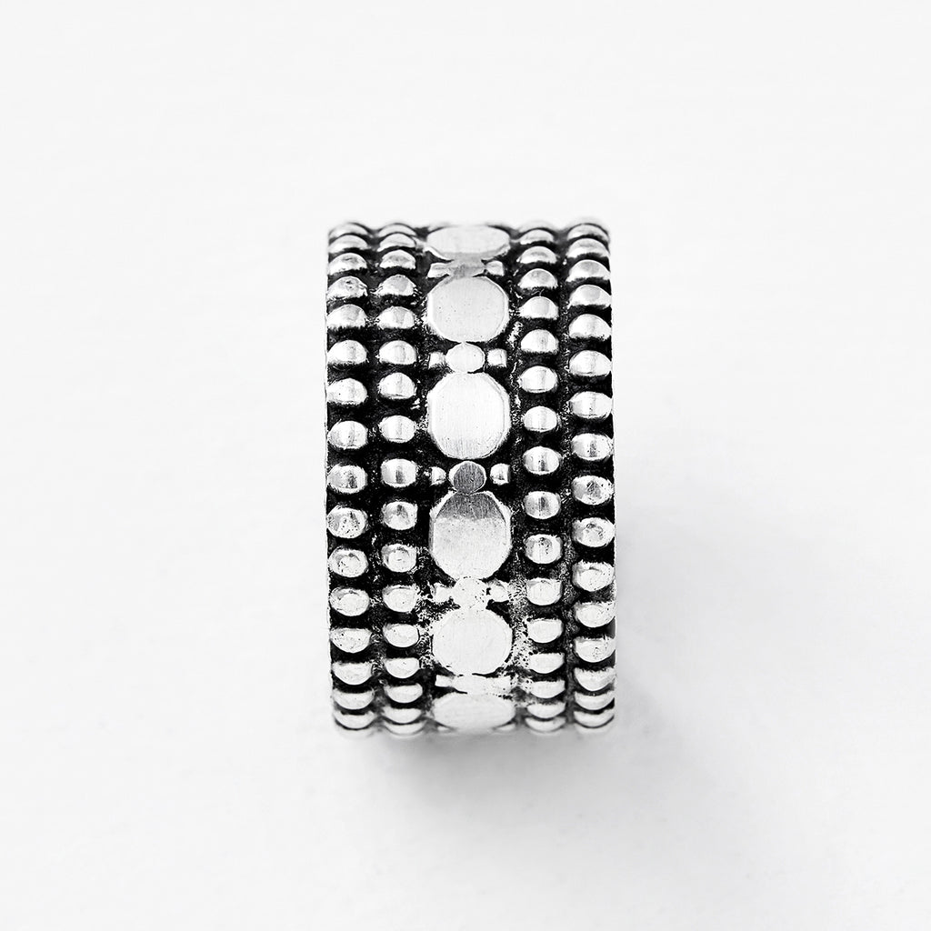 c'est beau1872 Jewelry - Amplified Silver Ring