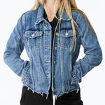 BlankNYC – Traffic Jam Denim Jacket