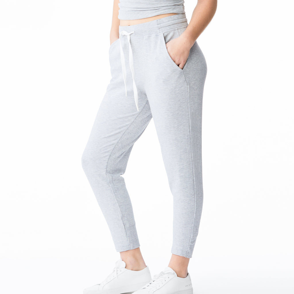 Splits59 – Reena 7/8 Pant in Heather Grey