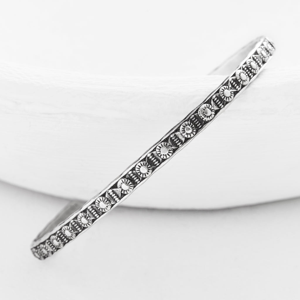 stronger cuff silver