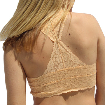 gallon lace racerback