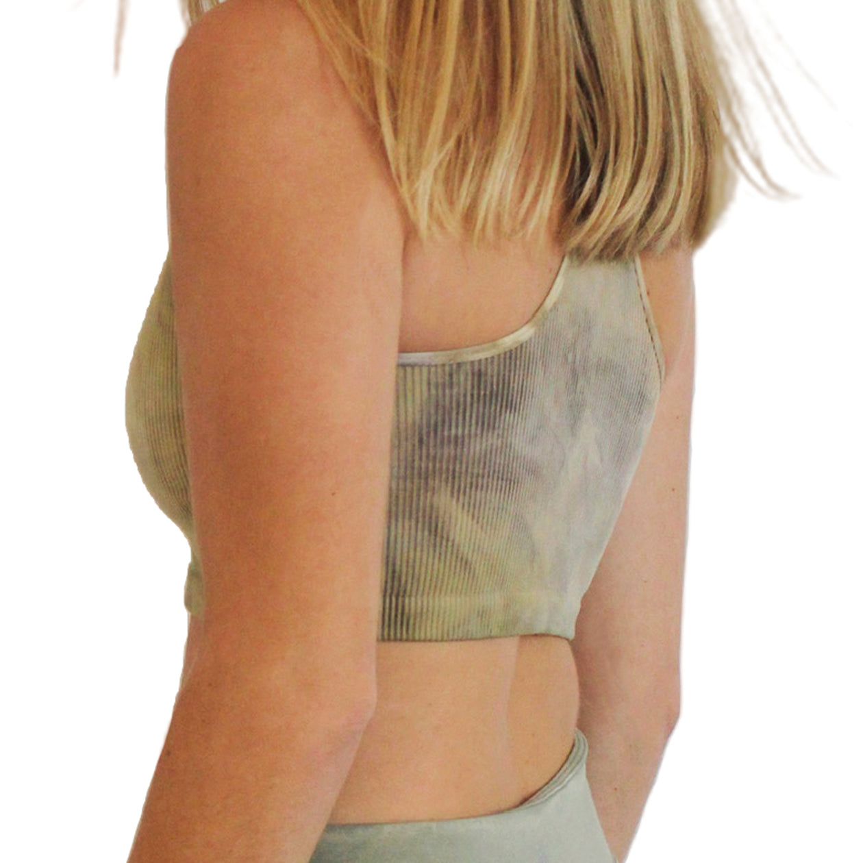 free throw tie-dye crop