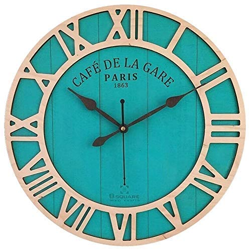 Farmhouse Wall Clock BSWC073