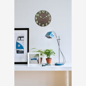 Radium Night Glow Wall Clock BSWC060S