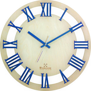 Wall Clock with Cutout Figures BSWC067