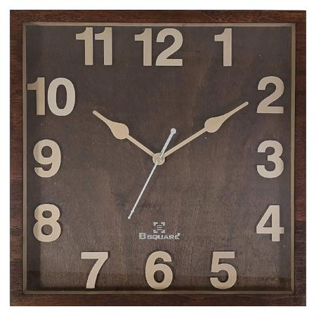 Wall Clock with Glass Cover BSWC075