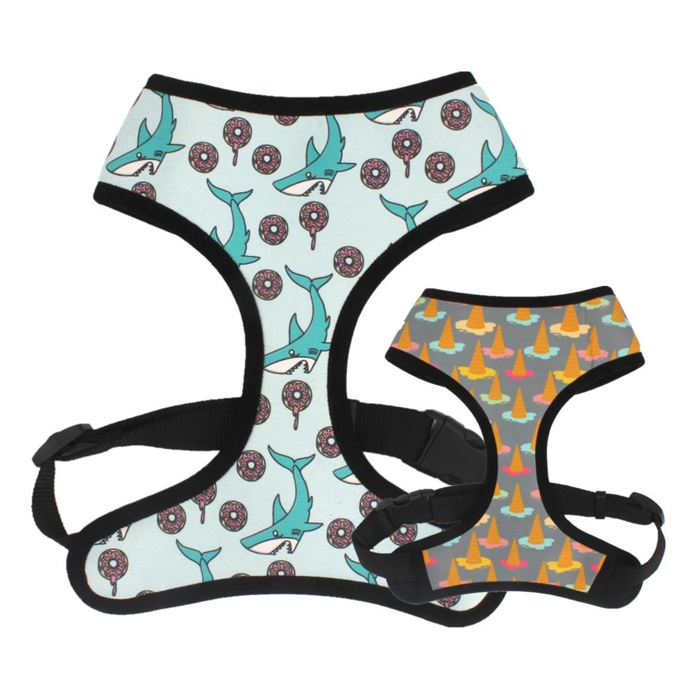 Donut Shark Harness-Accessories-Boopdogwear-Boopdogwear