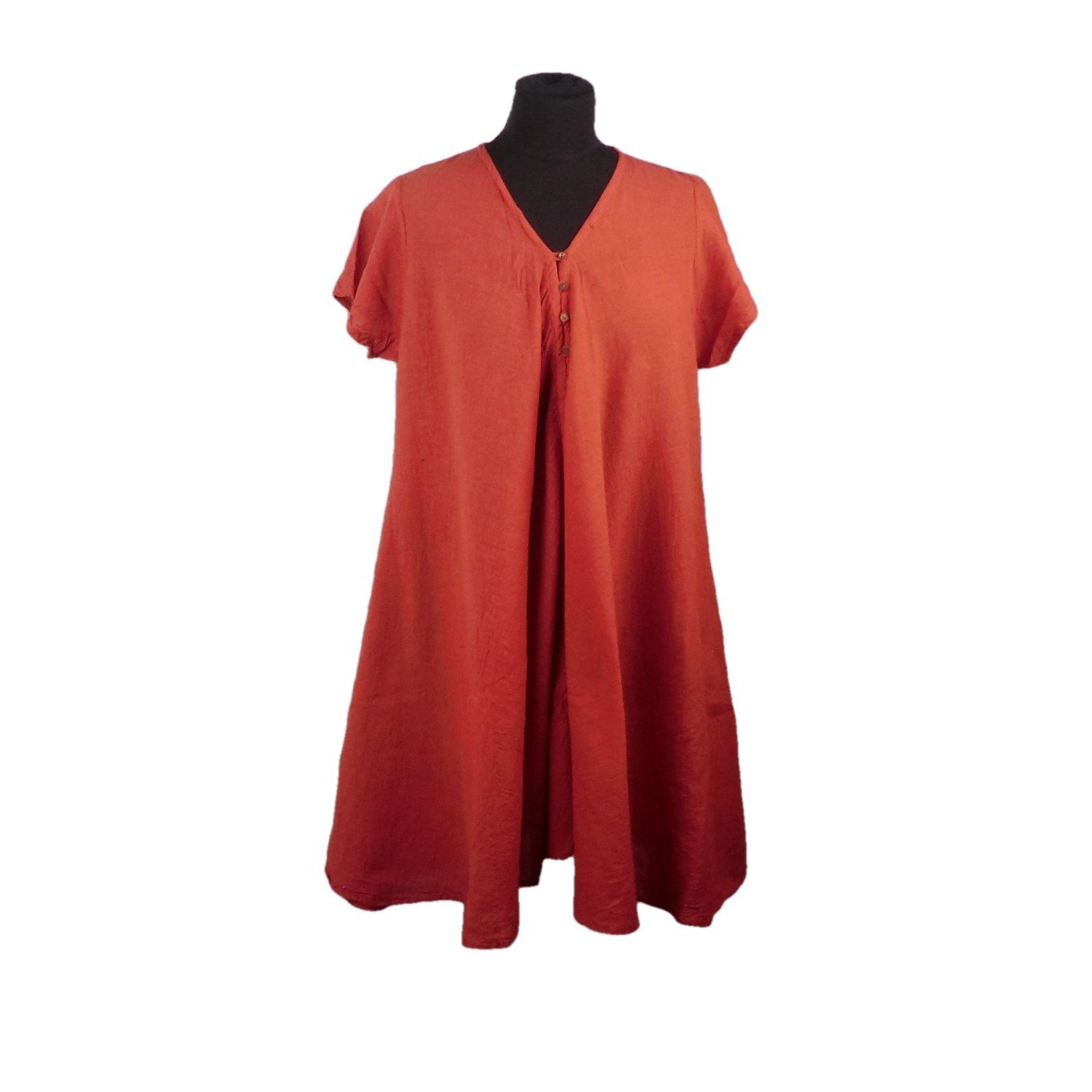 Short Sleeve Tunic - Matico