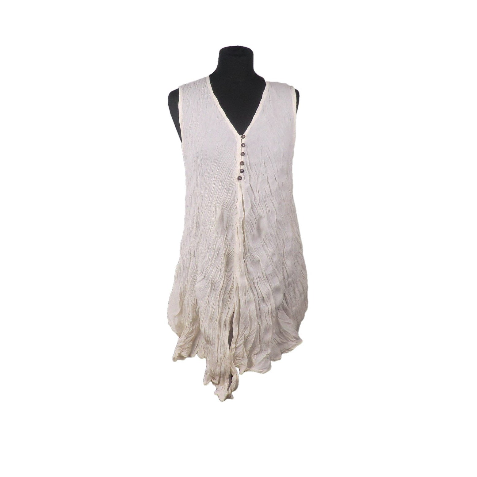 Sleeveless Tunic - Matico