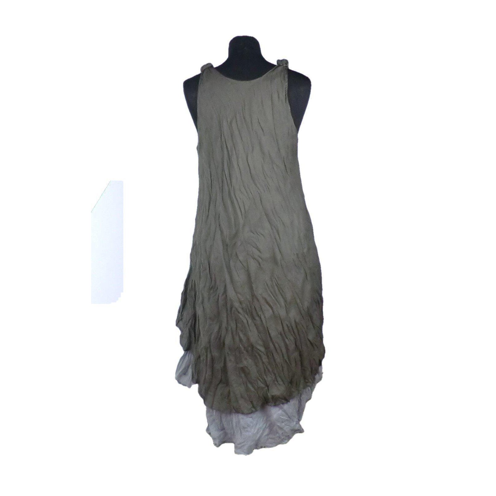 Sleeveless Dress - Matico