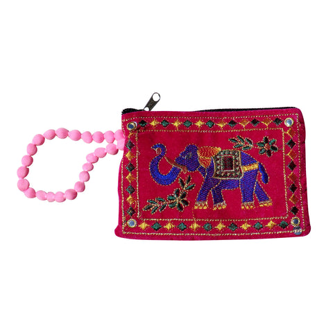 Elephant Purse - Matico
