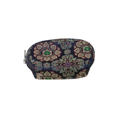 Brocade Zipped Purses - Matico