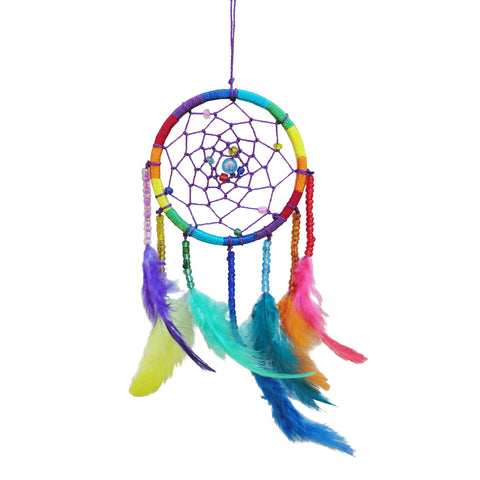 Small Rainbow Dreamcatcher - Matico