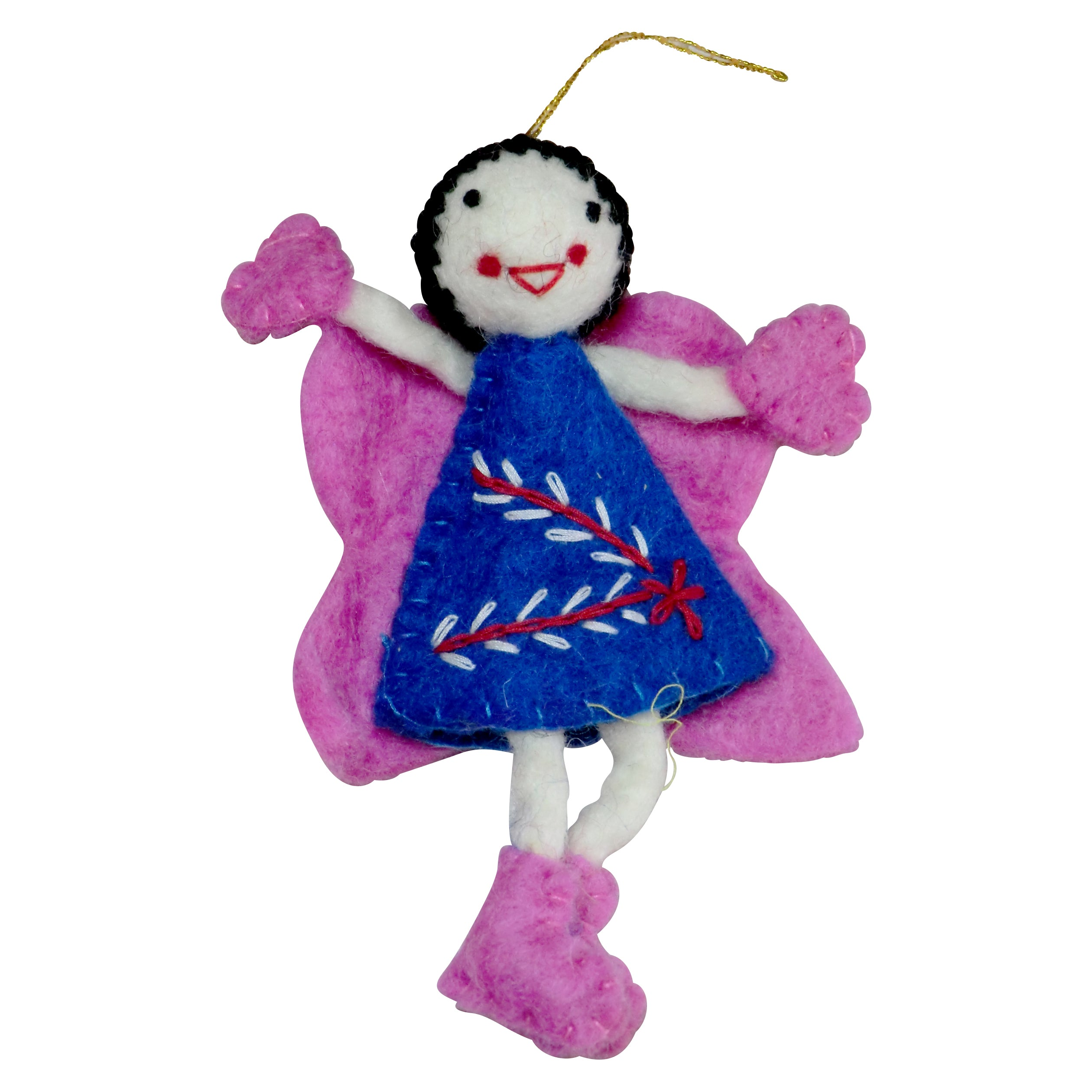 Felt Fairies - Matico