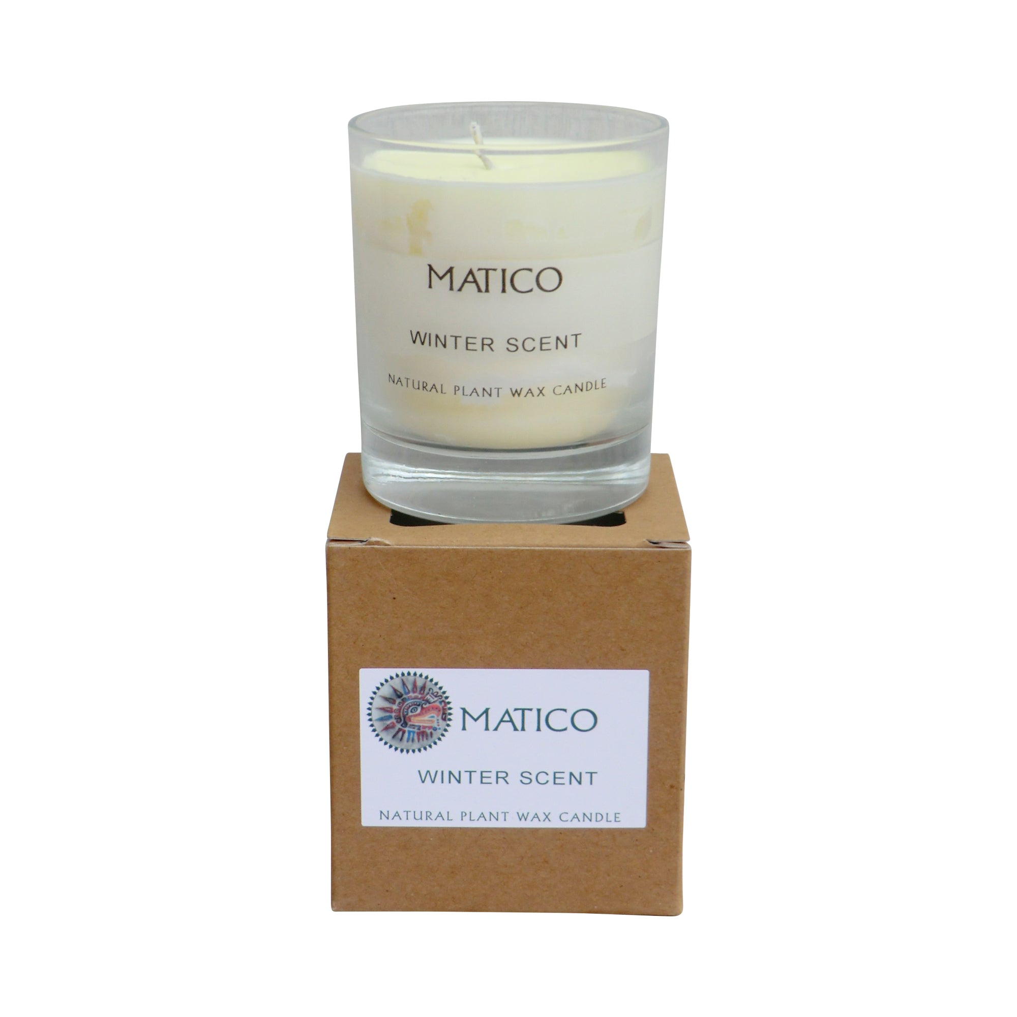 Fragranced Votive Candle 20cl - Matico