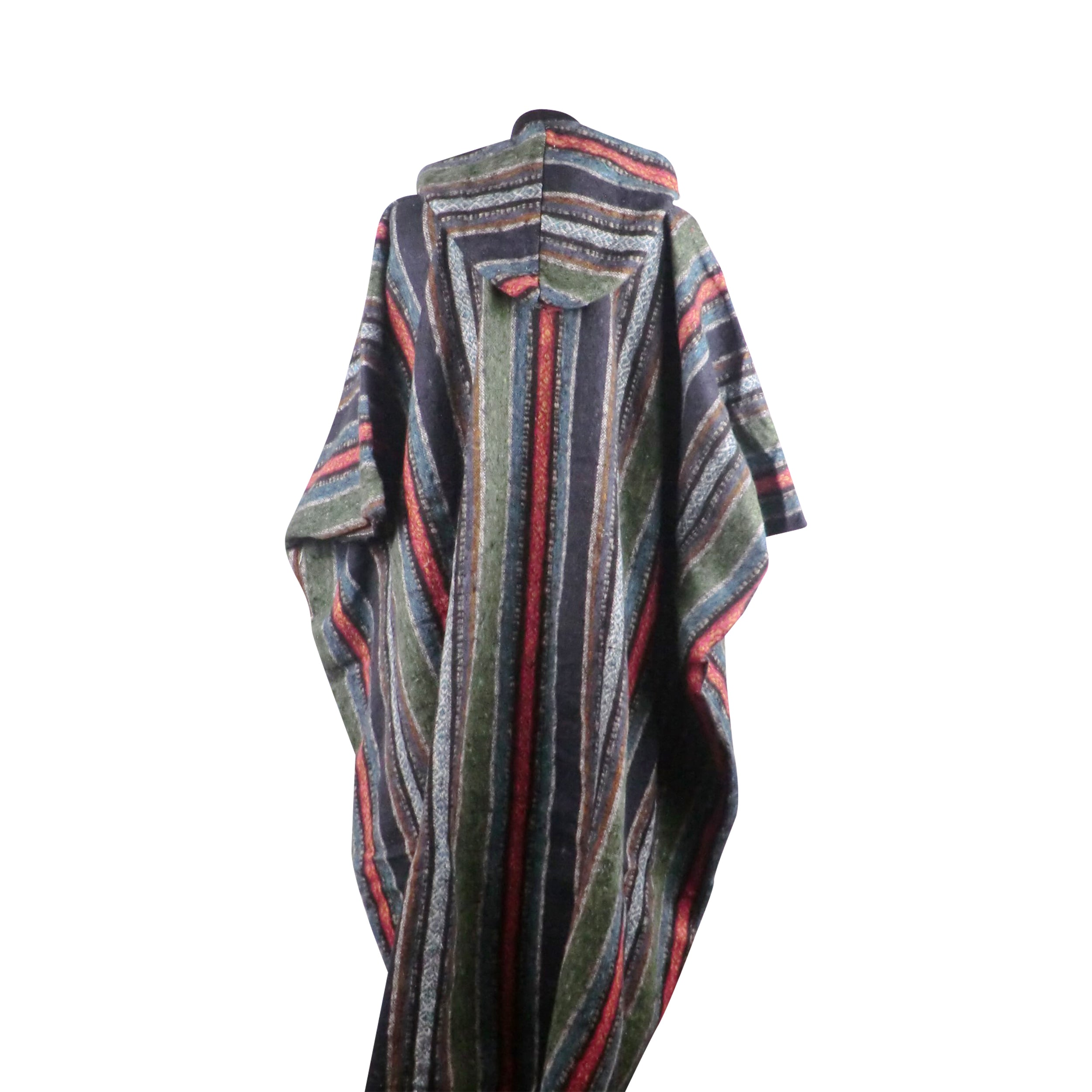 Closed Cotton Ponchos - Matico