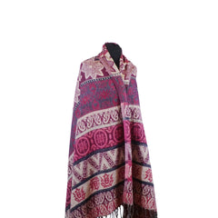 Blankets/ Shawls with Aztec designs - Matico