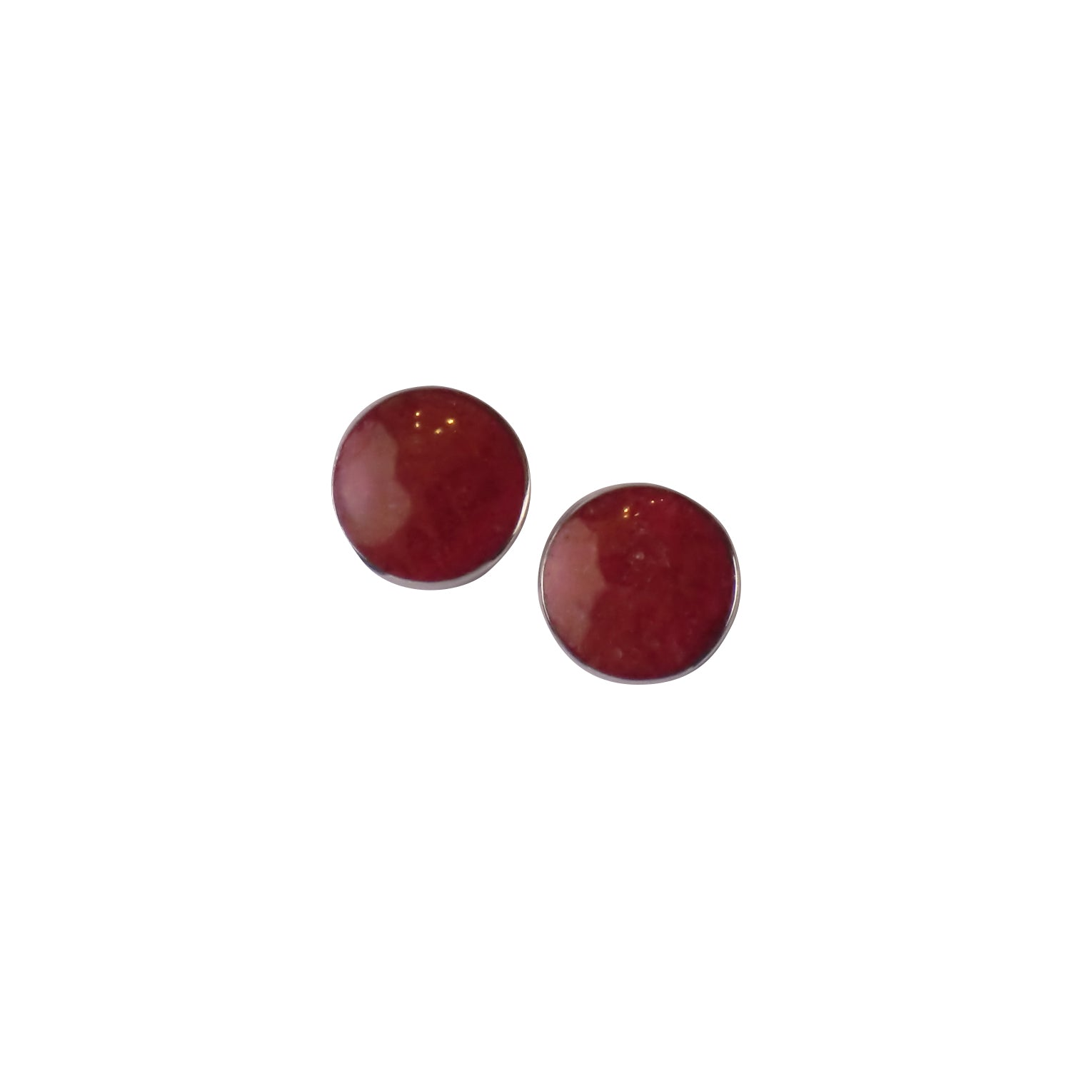 Stone Stud Earrings - Matico