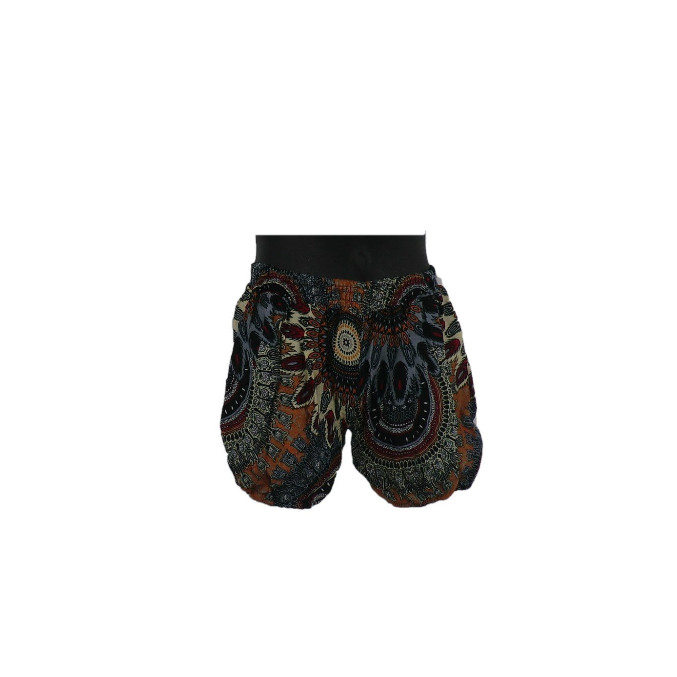 Multi Coloured Harem Pants 0 - 6mnths - Matico