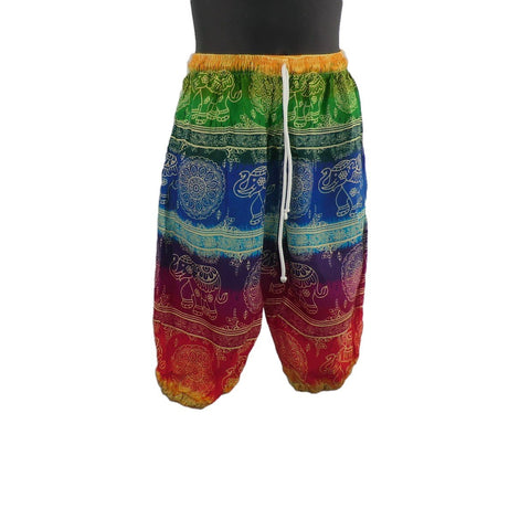 Multi Coloured Trousers 2 - 3yrs - Matico