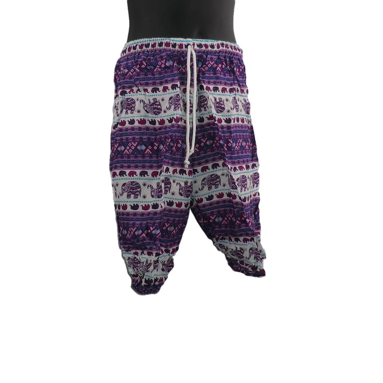 Stripey Elephant trousers 2 - 3yrs - Matico