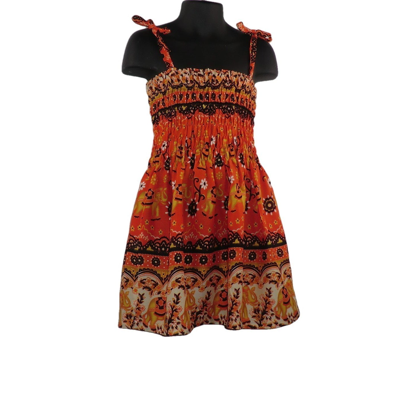 Sleeveless Dresses 3 - 5yrs - Matico