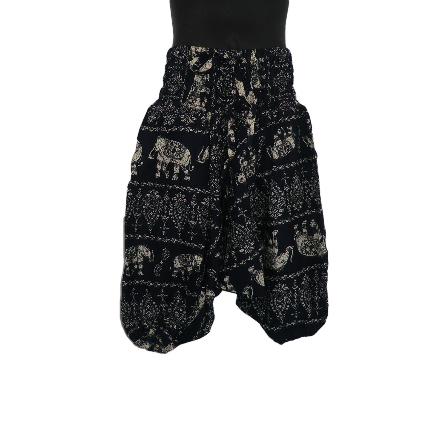 Blue Harem Pants 3 - 5yrs - Matico