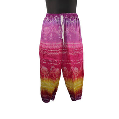 Multi Coloured trousers 3 - 5yrs - Matico