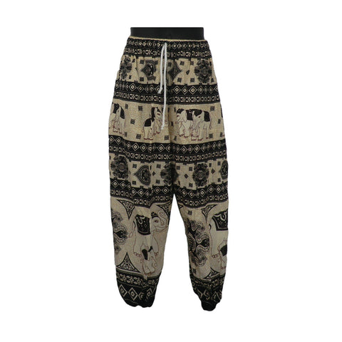 Black Elephant Trousers 5 - 7yrs - Matico