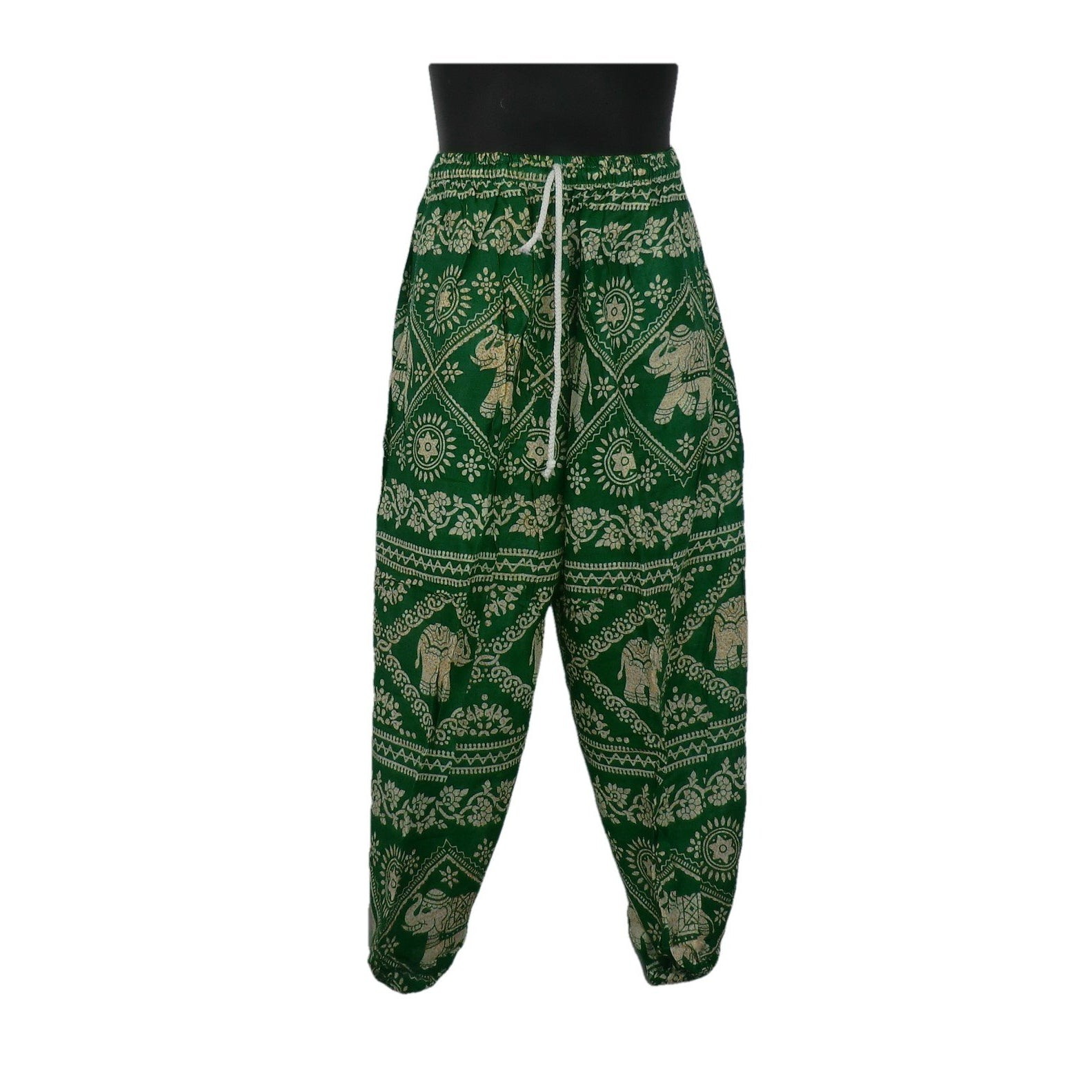 Green Elephant Trousers 5 - 7yrs - Matico