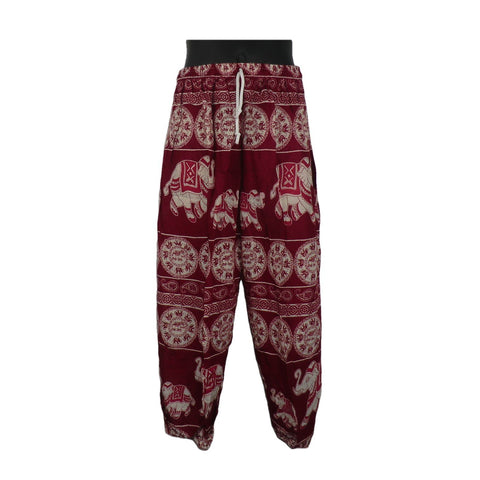 Red Elephant Trousers 5 - 7yrs - Matico