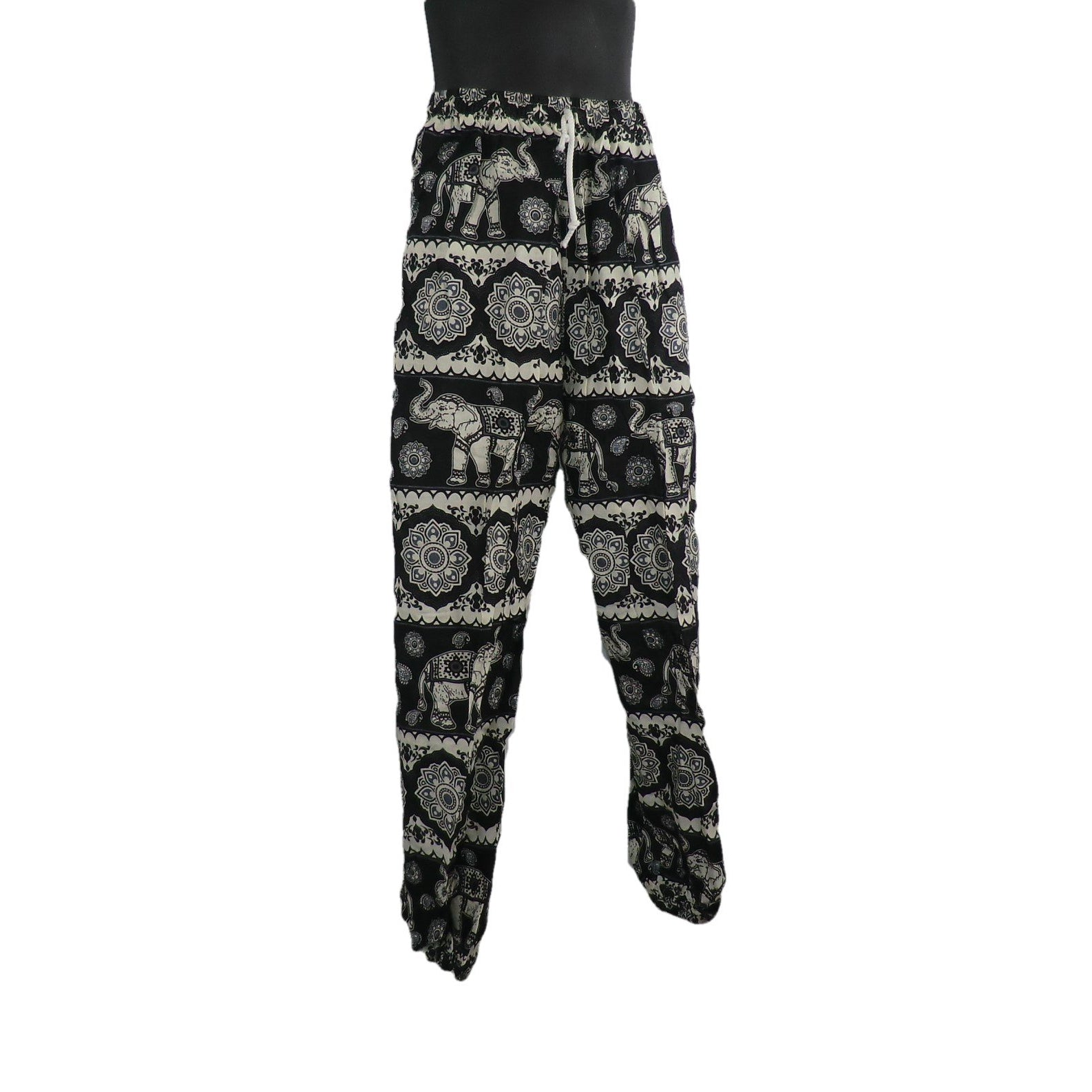Black/ White Trousers 8 - 10yrs - Matico
