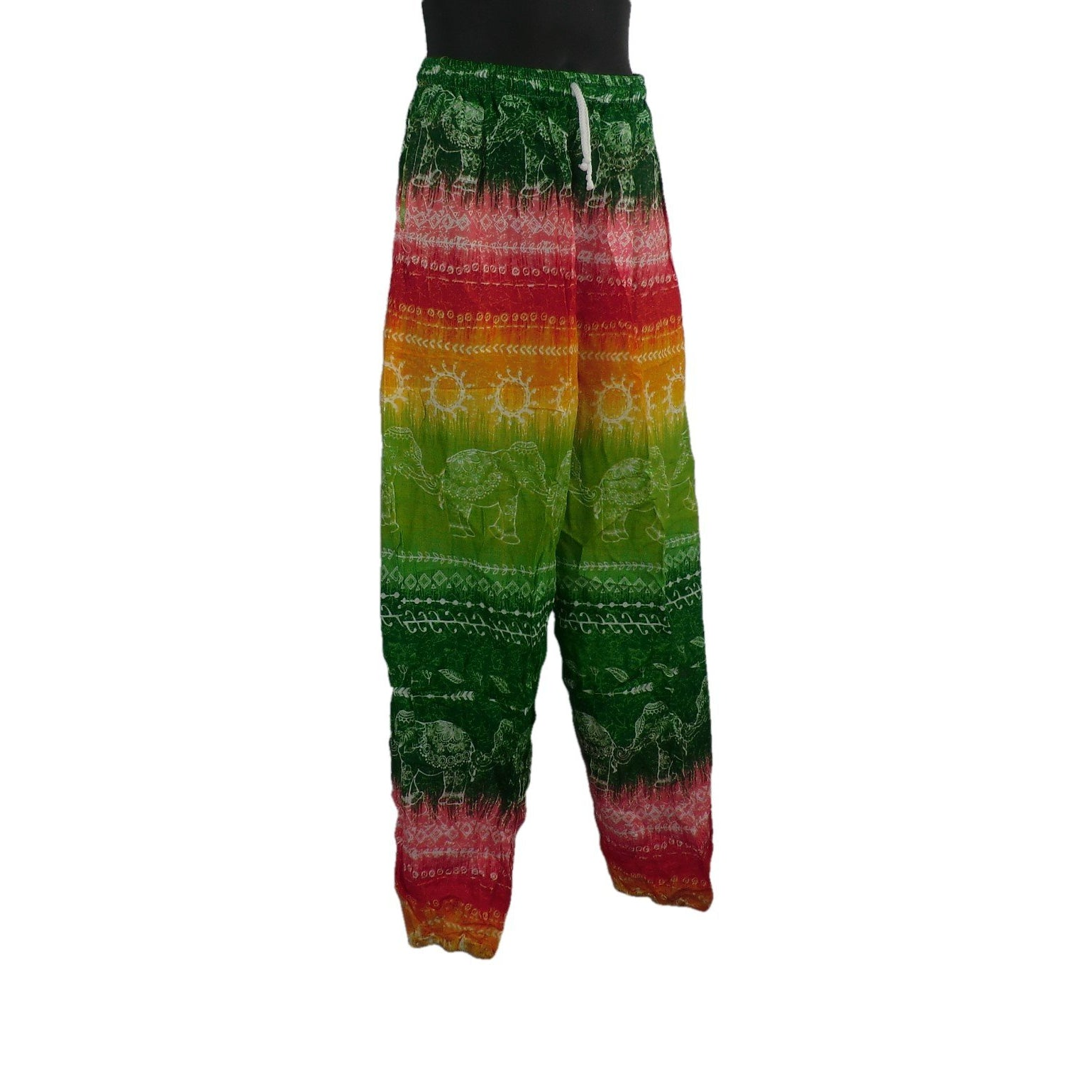 Multi Cloured Trousers 8 - 10yrs - Matico