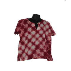 Red Cotton Top 3 - 4yrs - Matico