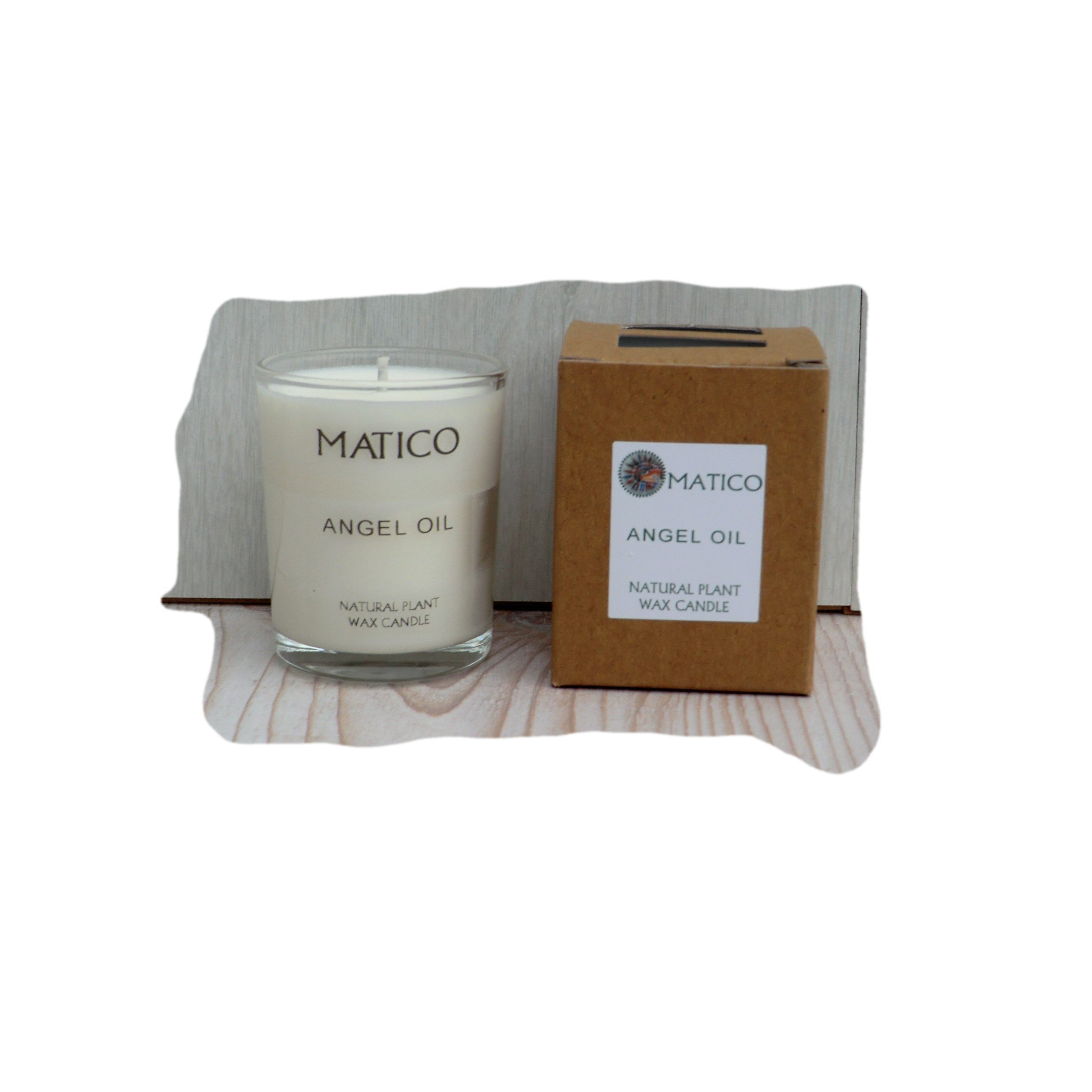Fragranced Votive Candle 9cl - Matico