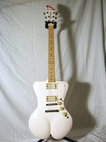 Pete Back 'The Bum' electric guitar S/H