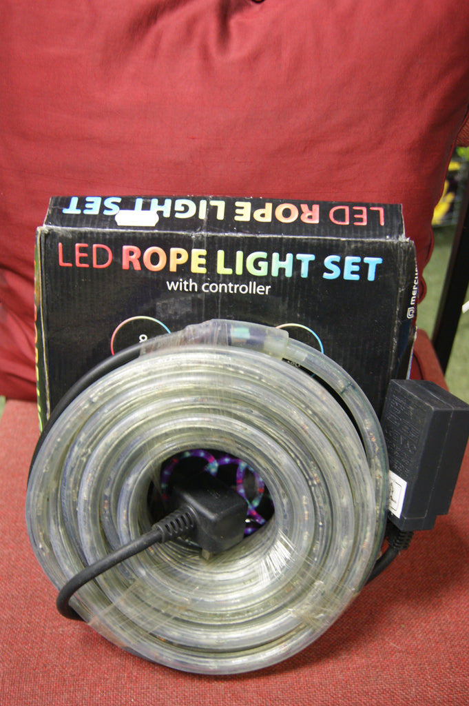 LED Ropelight set by Mercury 10m for indoor/outdoor use