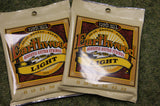 Ernie Ball 2004 Earthwood light acoustic guitar strings (2 PACKS)