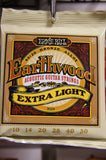 Ernie Ball 2006 Earthwood extra light acoustic guitar strings 10-50