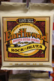 Ernie Ball 2008 Earthwood Rock'n'Blues 80/20 bronze acoustic guitar strings 10-52 (3 PACKS)