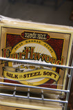 Ernie Ball 2045 Earthwood silk & steel soft guitar strings 11-52