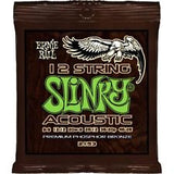 Ernie Ball 2153 Slinky premium phosphor bronze 12 string acoustic guitar strings